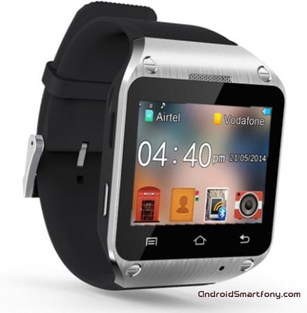 В Индии выпустили дешевые умные часы Spice Pulse Smart