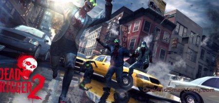 Dead Trigger 2 - продолжение зомби шутера на Андроид