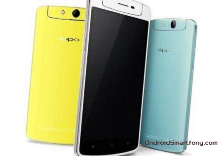 Китайский смартфон Oppo N1 Mini удивляет камерой 24 Мп