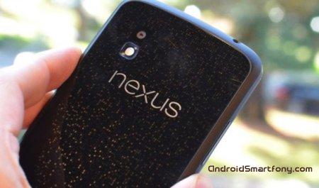 Обновление прошивки Nexus 4 до Android L