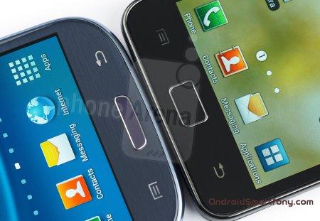 Как настроить Samsung Galaxy S