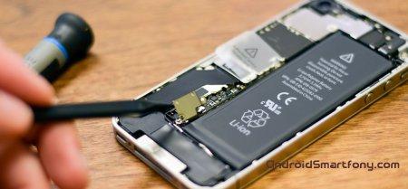 Как поменять аккумулятор на iPhone 4S