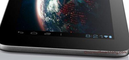 Hard reset Lenovo IdeaTab A2107 - снять графический ключ, сбросить настройки до заводских