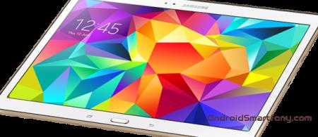 Root права на Samsung Galaxy Tab S 10.5