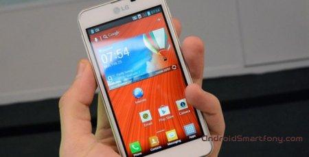 Root права на LG Optimus F5 P875