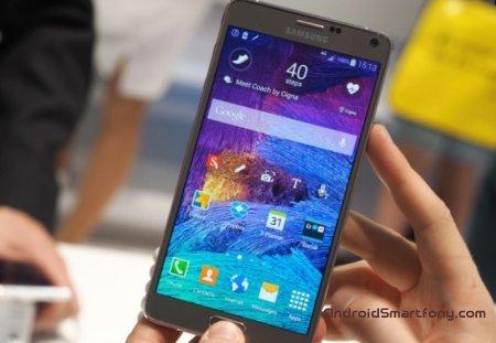 Как делать скриншоты на Samsung Galaxy Note 4 и Galaxy Note Edge