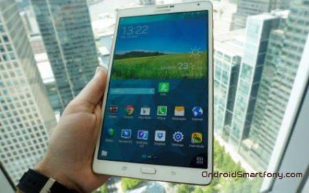 Чем хорош планшет Samsung Galaxy Tab S 8.4?