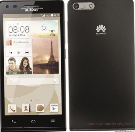 Обзор смартфона Huawei Ascend P7 mini