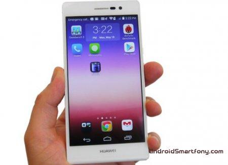 Обзор смартфона Huawei Ascend P7 L10
