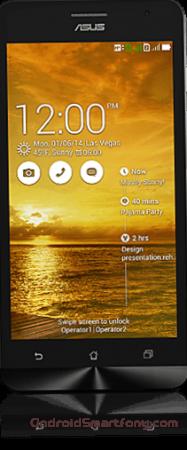 """Asus Zenfone 5 или что же привлекательного в китайской """"лопате"""""""