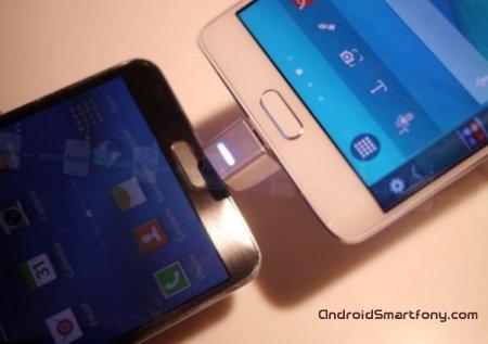 Сравнение  Samsung Galaxy Note Edge vs Galaxy Note 3