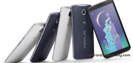Nexus 6 - первый планшетофон от Google