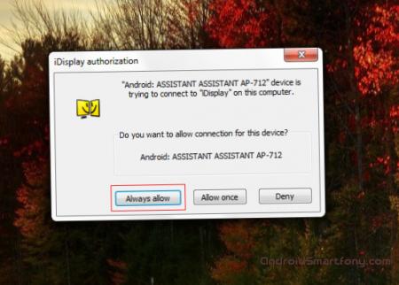 Как подключить планшет к ПК в качестве монитора?