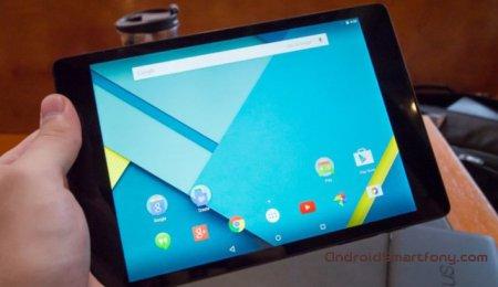Обзор планшета Nexus 9