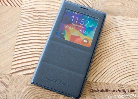 Чехол Samsung S-View Flip Cover для Galaxy Note 4