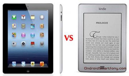 Что лучше: купить электронную книгу или планшет?