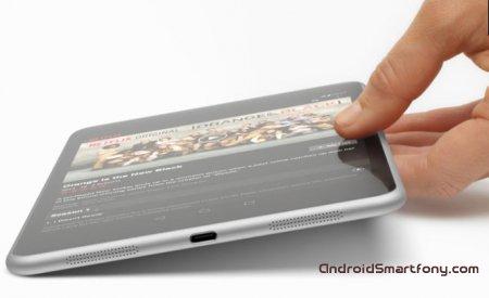 Nokia N1 - первый полностью алюминиевый Android-планшет от Nokia