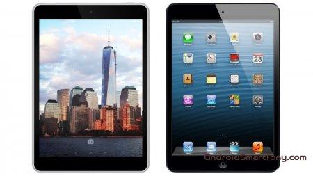Nokia N1 vs iPad mini 3 vs Sony Xperia Z3 Tablet Compact, Android или iOS