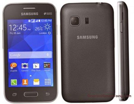 Получение Root прав на Samsung Galaxy Young 2 SM-G130H