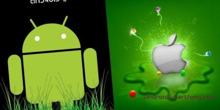 Чем удобнее пользоваться: iPhone или Android-смартфоном?
