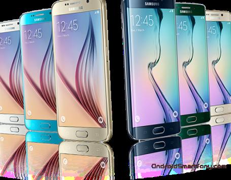 Samsung Galaxy S6 vs Galaxy S6 Edge - в чем отличие и что лучше выбрать?