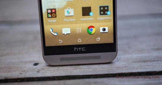 Предварительный обзор HTC One M9