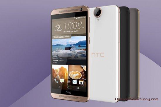 Восьмиядерный смартфон HTC One E9+