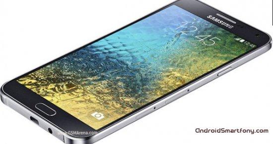 Hard reset Samsung Galaxy E7 - сброс настроек, пароля, графического ключа
