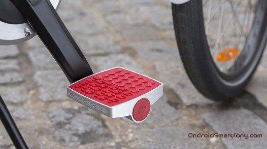 Connected Cycle Pedals: smart-педали для сбора статистики о передвижении