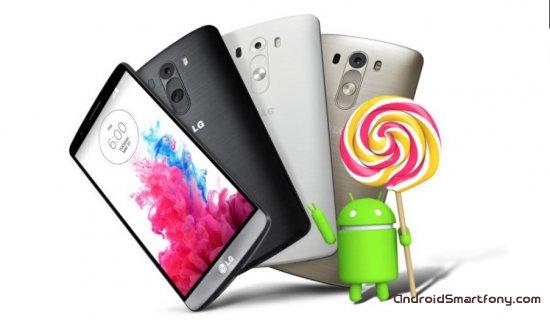 Получение root прав на LG G3s, LG G3 и других моделях LG с Android KitKat и Lollipop посредством скрипта One Click