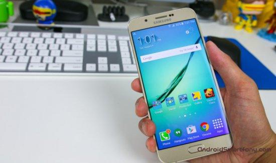 Обзор самого тонкого корейского смартфона Samsung Galaxy A8
