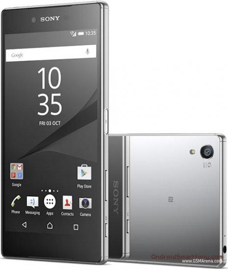 Xperia Z5, Z5 Premium и Z5 Compact - свежие смартфоны от Sony