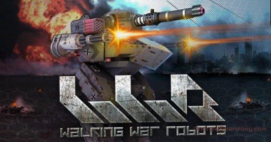 Walking War Robots: PvP - битвы роботов-гигантов для андроид