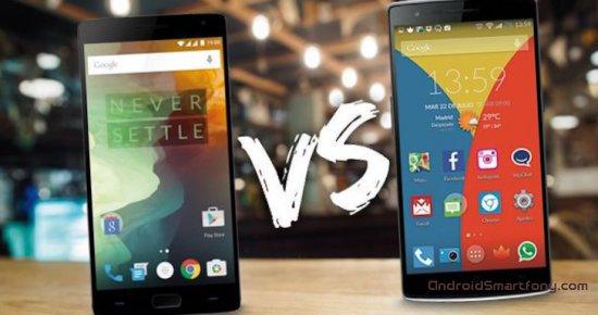 OnePlus One vs OnePlus 2: что новенького?