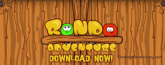 RonDo - увлекательная головоломка на android по мотивам «Крокодильчика Свомпи»