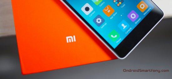 Xiaomi Mi4C - очередная новинка от Xiaomi