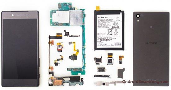 Инструкция по разборке Sony Xperia Z5