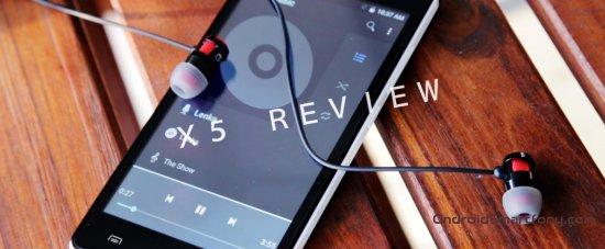 Обзор Doogee X5 - самый дешевый смартфон