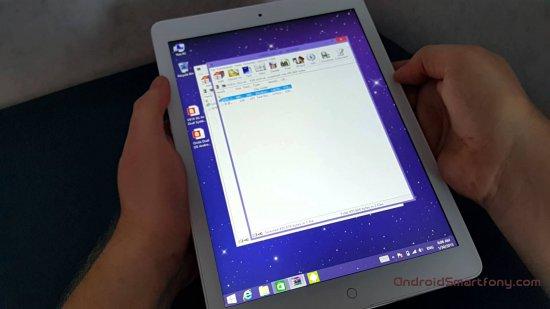 ONDA V919 Air CH. Красивая и мощная таблетка с Windows 10 уже в продаже