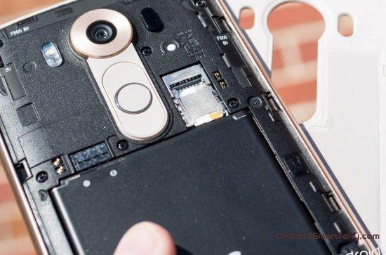 Странные факты о LG V10