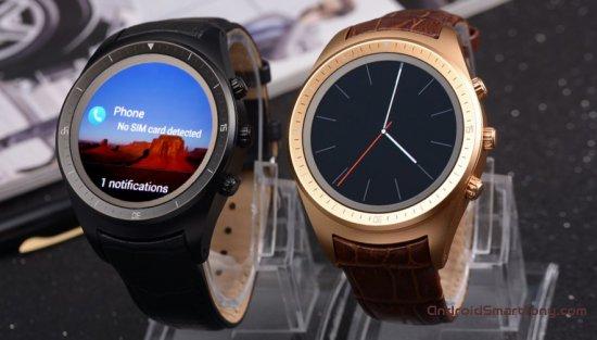Обзор K8 3G Smartwatch Phone - умные часы с функциями смартфона
