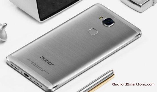 Honor 5X - отличный середнячок от Huawei