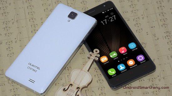 Oukitel K4000 Pro - старший брат популярного смартфона