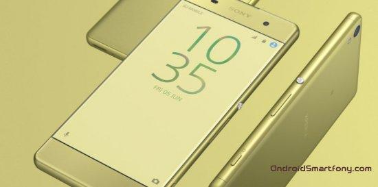 Sony Xperia XA - бюджетный смартфон в новой линейке Sony