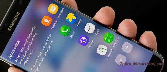 Galaxy S7 Edge фото