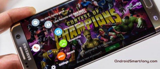 игры на Galaxy S7 Edge фото