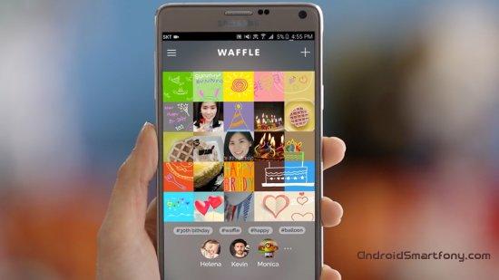 Samsung разрабатывает конкурента Instagram - свою социальную сеть Waffle