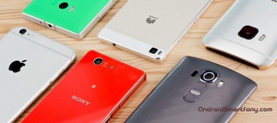 ТОП 10 лучших Android смартфонов 2016 года