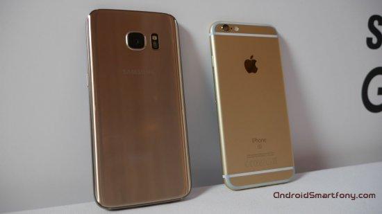10 причин, почему Samsung Galaxy S7 лучше iPhone 6s