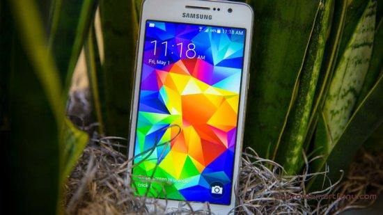 Обзор бюджетного смартфона Samsung Galaxy Grand Prime